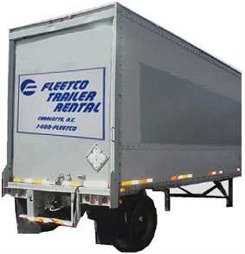 Fleetco Industrial Semi-Trailer Sales, Leasing, and Service